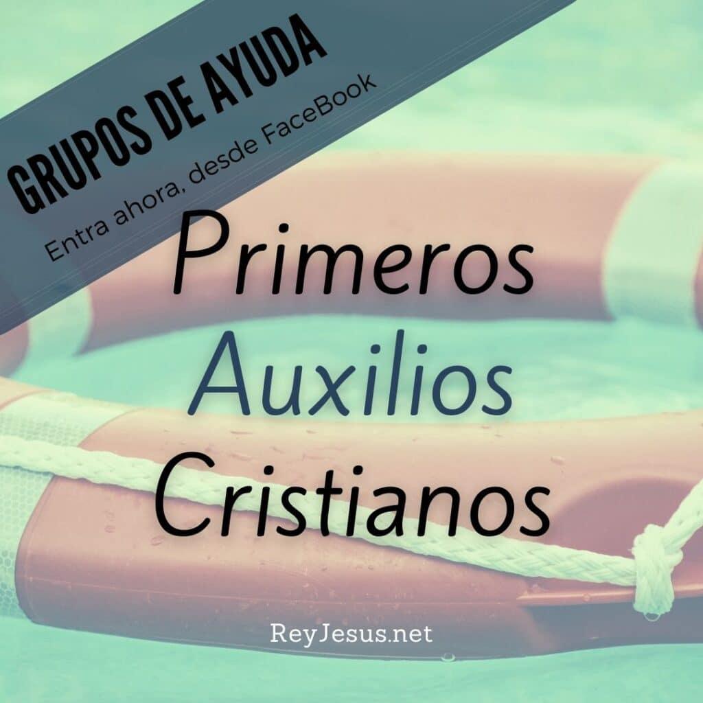 Primeros Auxilios Cristianos